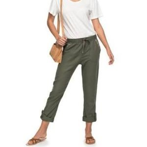 super cheap compares to 100% satisfaction guarantee latest style of 2019 Uniqlo Cotton Linen Relaxed Pants